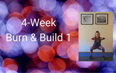 4-Week Burn & Build 1 (Beginner)