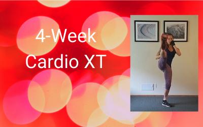 4-Week Cardio XT (Intermediate+)
