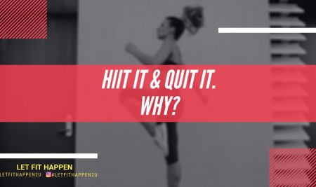 I love HIIT and here's why.