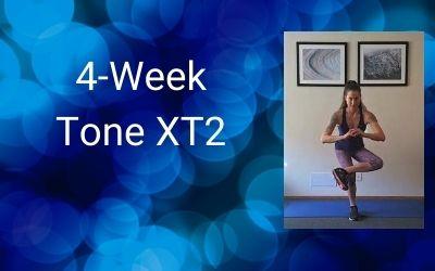 4-Week Tone XT2 (Intermediate+)