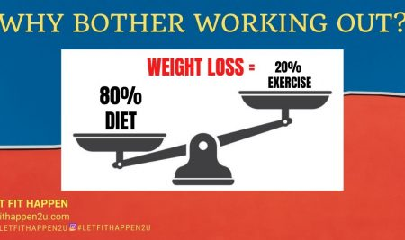 Why bother working out?!