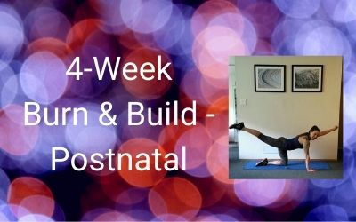 4-Week Burn & Build – Postnatal