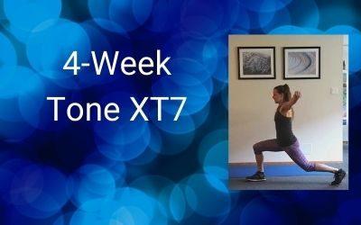 4-Week Cardio XT4 (Intermediate+)